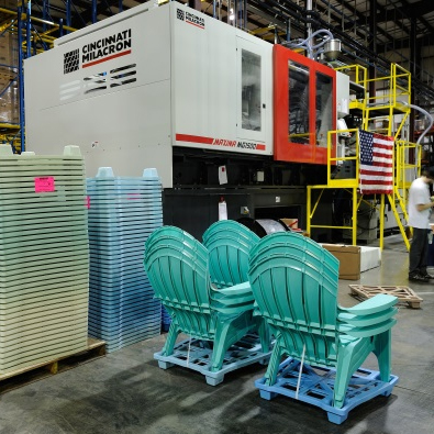 Large Tonnage Injection Molding Presses